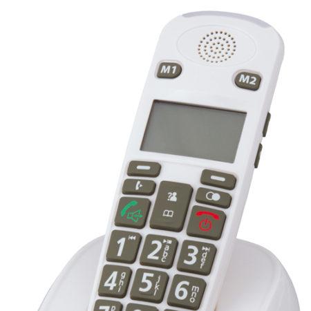 DECT Telefon von Humantechnik